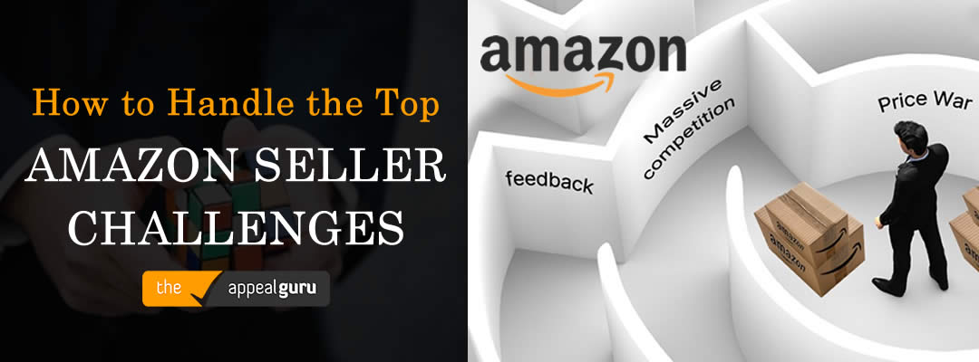How to Handle the Top Amazon Seller Challenges
