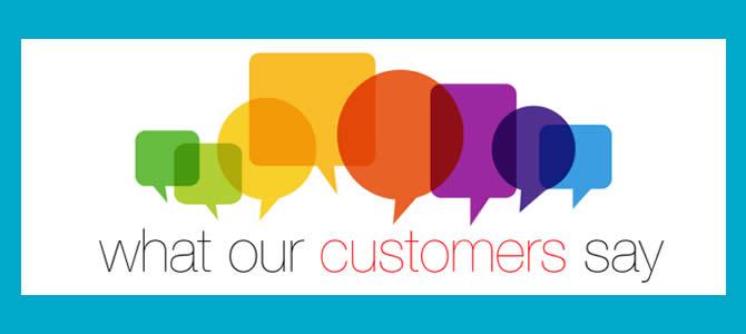 Power of customer reviews